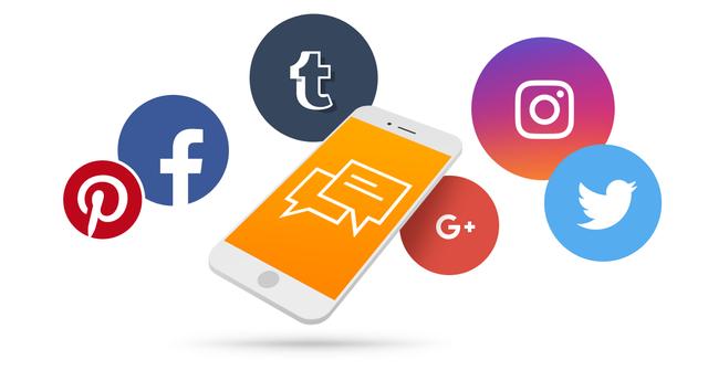 Die wichtigsten Social Media Plattformen